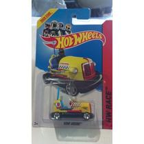 Hotwheels Bumb Around 2014 De Super Coleccion Ganalo Lbf