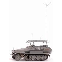 Tanque Zvezda Oruga Alem Sd.kfz. 251/3 1/35 Armar Pintar