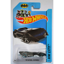 Batman Batmobile Batimovil Hw City