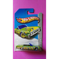Hotwheels Lincoln Continental Treasure Hunt De Coleccion