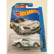 Hot Wheels Hw Ciudad Blanca Honda S2000 Showdown Scan Y Raza
