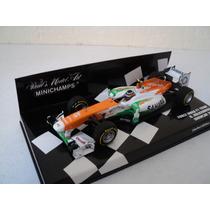 Fórmula 1 Sahara Force India Nico Hulkenberg 2012