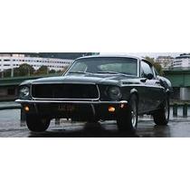1968 Ford Mustang Gt 390 Bullit