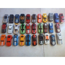 Increible Collecion De Vehiculos Hot Wheels En Buen Estado