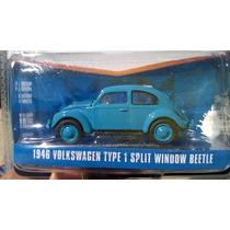 Volkswagen Type 1 Split Wondow Beetle 46 De Greenlight 1:64