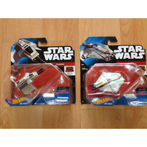 Set 2 Hot Wheels Star Wars Phantom Rebels # 10 Y Ghost # 17