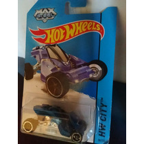 Hotwheels Max Steel Turbo Racer