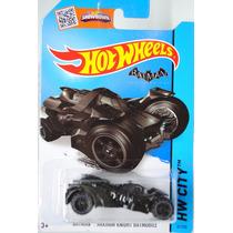Hot Wheels Batimovil Arkham Knight Batmobile