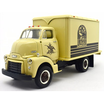 1:34 Camion Carga Gmc 1952 General Motors Eagle Snacks