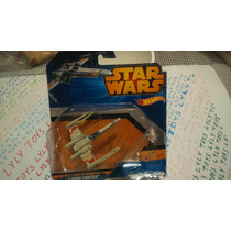 Star Wars Naves Hot Wheels X Wing Figther Con Base Lyly Toys