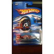 Hotwheels Hammer Sled First Edition Año 2006