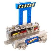 Hot Wheels Pista Constructor Digital Velocímetro Accesorios