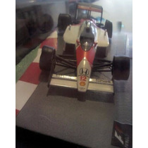 Formula 1 Auto Collection Panini # 1 De Ayrton Senna