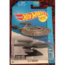 Uss Vengeance Star Trek Viaje A Las Estrellas Hot Wheels