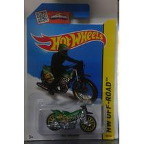 2013 Hot Wheels Hw Off-road Tred Shredder