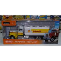1:32 Peterbilt Model 367 Pipa Shell Joy City Torton