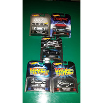 Hot Wheels Retro Lote H Time Machine Hover Mode,007