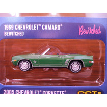 Greenlight Hollywood Bewitched 1969 Chevrolet Camaro