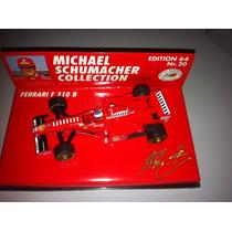 Coche Colección F1 Ferrari F310b Auténtico Schumacher Paul