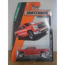 J104 Chevy Silverado 1500 Matchbox