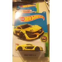 Hot Wheels De Coleccion 2016 Renault Sport R.s, 01