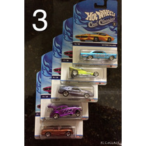 Hot Wheels Cool Classic Lote De 5 Pzas