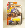 Matchbox Camion Pipa Flame Smasher Azul/amarillo 1:64