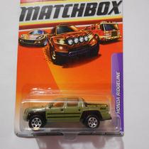 Fermar4020 *honda Ridgeline* Y-37 42/75 Matchbox 1:64