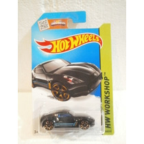 Hot Wheels Nissan 370z Negro 248/250 2015