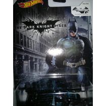 The Bat Hotwheels 75 Years Of Batman The Dark Knight Rises