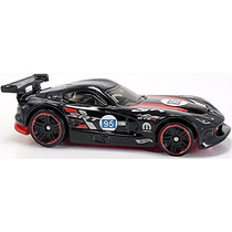 Srt Viper Gts-r 150 Negro Hot Wheels Mattel 2015 Escala 1:64