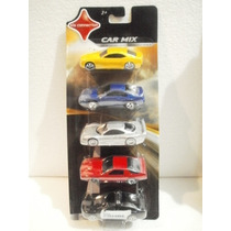 Maisto Kid Connection 5 Pack Carreras 1:64