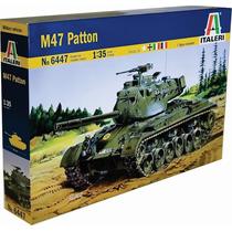 Tanque Italeri M 47 Patton 1/35 Armar Y Pintar / No Revell