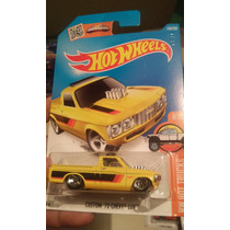 Hot Wheels De Coleccion 2016 Custom 72 Chevy Luv