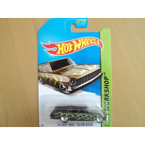 Hot Wheels Super Treasure Hunt Chevy Nova `64
