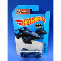 2013 Hot Wheels Hw City Batman Live ! Batmobile