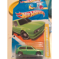 Hot Wheels De Coleccion 2011 Volkswagen Brasilia