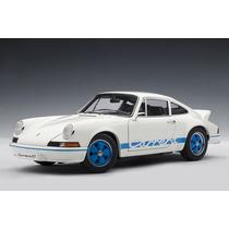 Porsche 911 Carrera Rs 2.7 Auto A Escala De Colección
