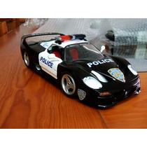 1995 Ferrari F50 Black Police Nypd Tuning 1/18