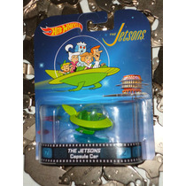 The Jetsons Supersonicos Capsule Car Hot Wheels Retro 2014