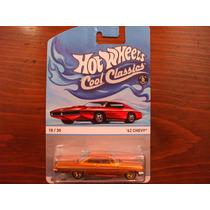 Hot Wheels Cool Classics 1962 Chevy Impala