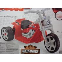 Montable Electrico Trimoto Harley Davidson Rocker