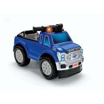 Juguete Carrito Troca Camiontea Fisher Price Pick-up Sonido