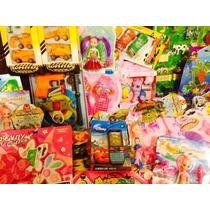 Lote De Juguetes 100 Piezas Piñatas Navidad Revender Dia Del