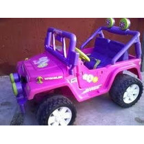 Jeep De Barbie
