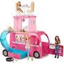 Barbie Pop-up Camper Vehículo
