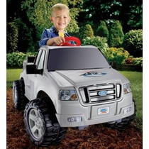 Power Wheels Ford F150-6v
