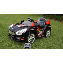 Carrito Carro Electrico Con Control Remoto Montable
