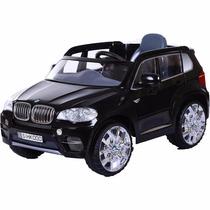 Camioneta Avigo Bmw X5 6 Volt Ride-on Negra Envio Gratis!
