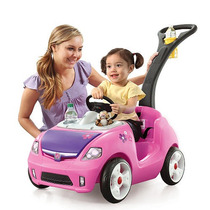 Paso 2 Whisper Ride Buggy 2 - Rosa